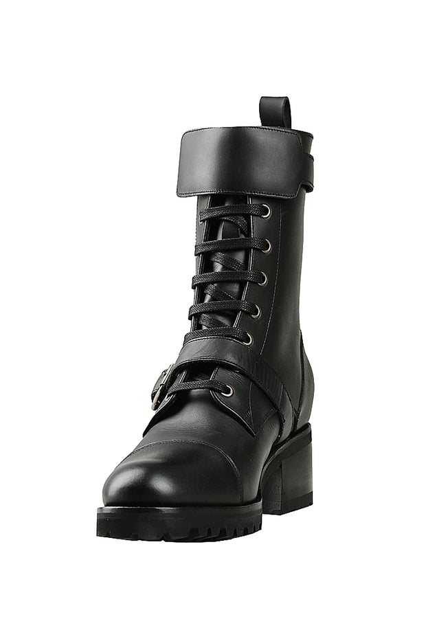 Women's heeled Motorcycle boots Australia