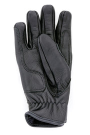 Buy the cafe quilted gloves black online at Moto Est. Australia 4