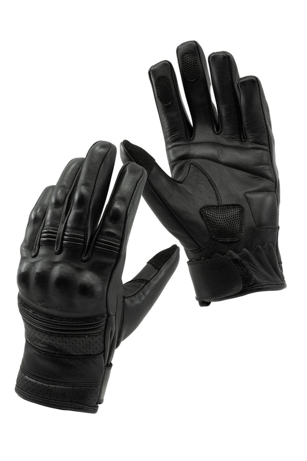 Blackbird Motorcycle Wear leather motorcycle gloves