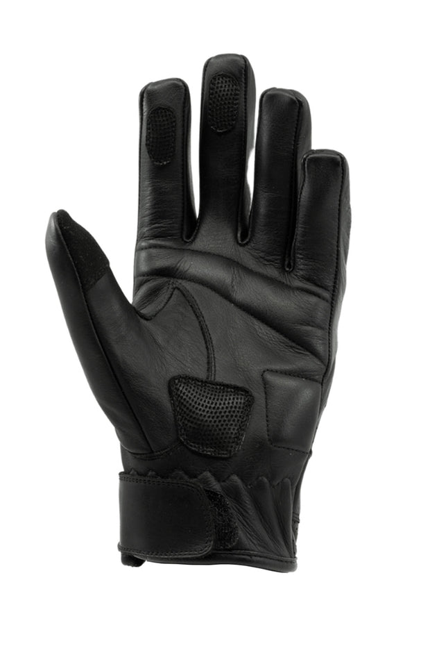 Blackbird Motorcycle Wear Boston leather motorcycle gloves online at Moto Est. Australia