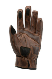 Blackbird Motorcycle Wear  Boston Brown Leather Motorcycle gloves Australia