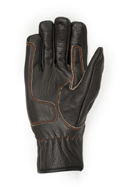 Buy the cafe quilted gloves chocolate online at Moto Est. Australia