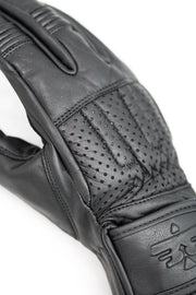 Buy the sunday ride gloves black online at Moto Est. Australia 4