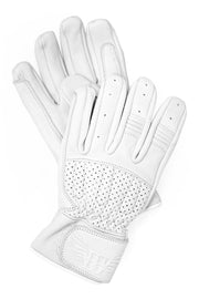 Buy the sunday ride gloves white online at Moto Est. Australia 4