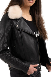 Blackbird Fly By Night Women's Leather Motorcycle Jacket Melbourne AUstralia