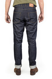 Clutch Moto Selvedge Motorcycle Jeans in Indigo online at Moto Est. Australia 1