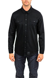 Clutch Moto Recon Long Sleeve Riding Shirt | Black online Moto Est.