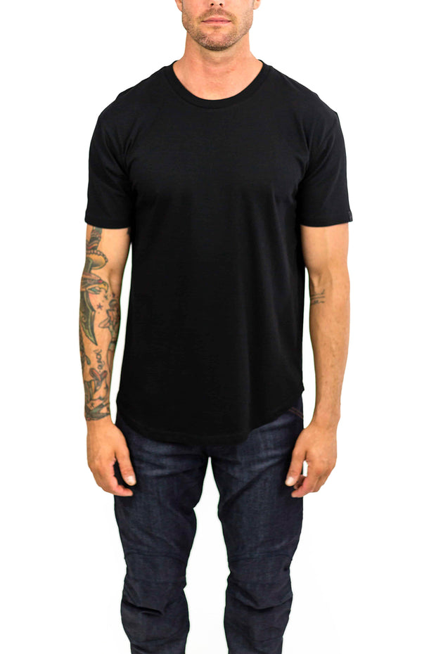 Clutch Moto Rider Tee in Black online at Moto Est. Australia