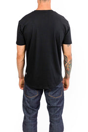 Buy the clutch moto rider tee black online at Moto Est. Australia