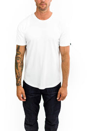 Clutch Moto Rider Tee in White online at Moto Est. Australia