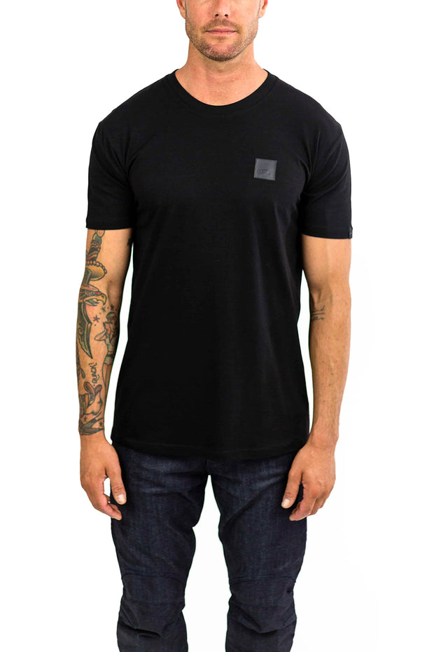Clutch Moto Icon Tee in Black online at Moto Est. Australia