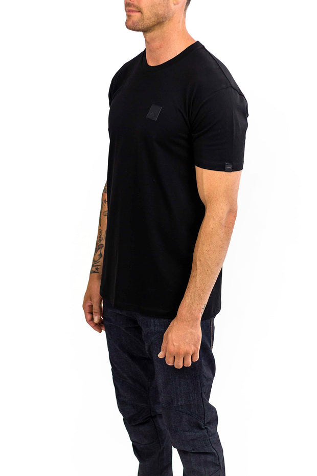 Buy the clutch moto icon tee black online at Moto Est. Australia