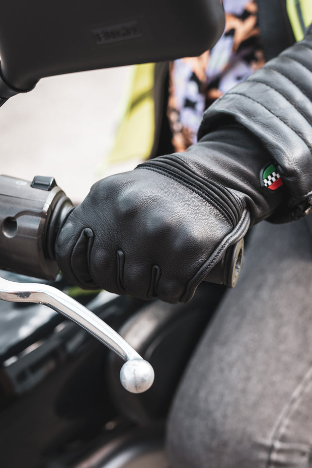Caldo Leather Gloves