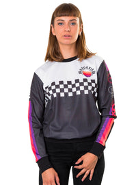 Jersey Cross Women's Long Sleeve Top
