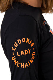 Eudoxie  Fast Women's Long Sleeve T-Shirt at Moto Est