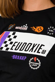 Eudoxie  Fast Women's Long Sleeve T-Shirt