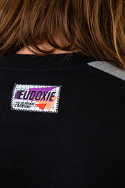 eudoxie sweatshirt detail