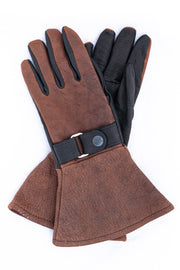 Buy the grifter winter lined gauntlet gloves online at Moto Est. Australia 3