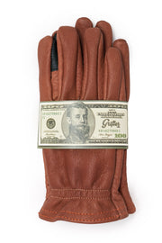 Buy the grifter scoundrel touchscreen motorcycle gloves brown online at Moto Est. Australia 5