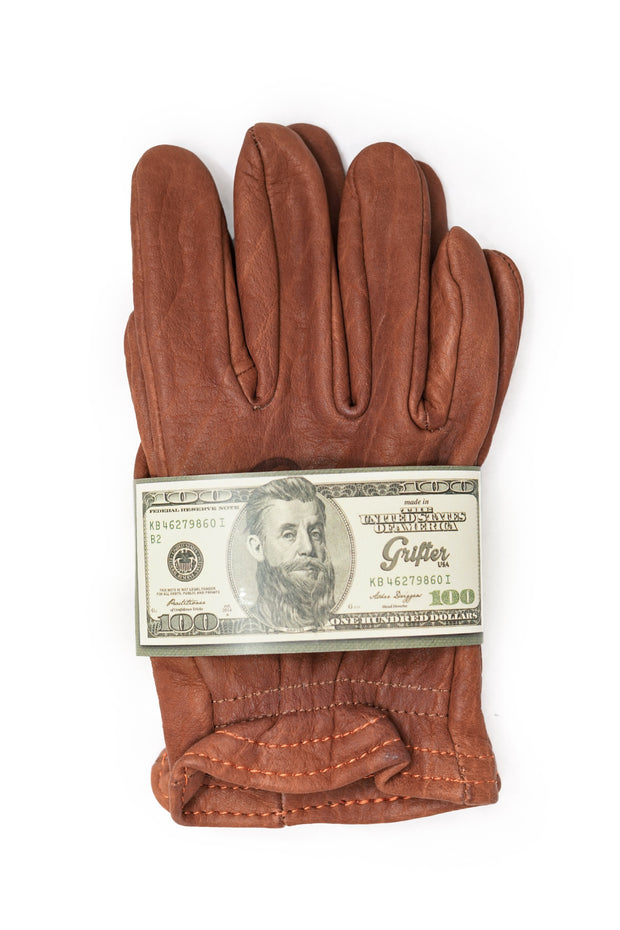 Buy the grifter scoundrel gloves brown online at Moto Est. Australia 4