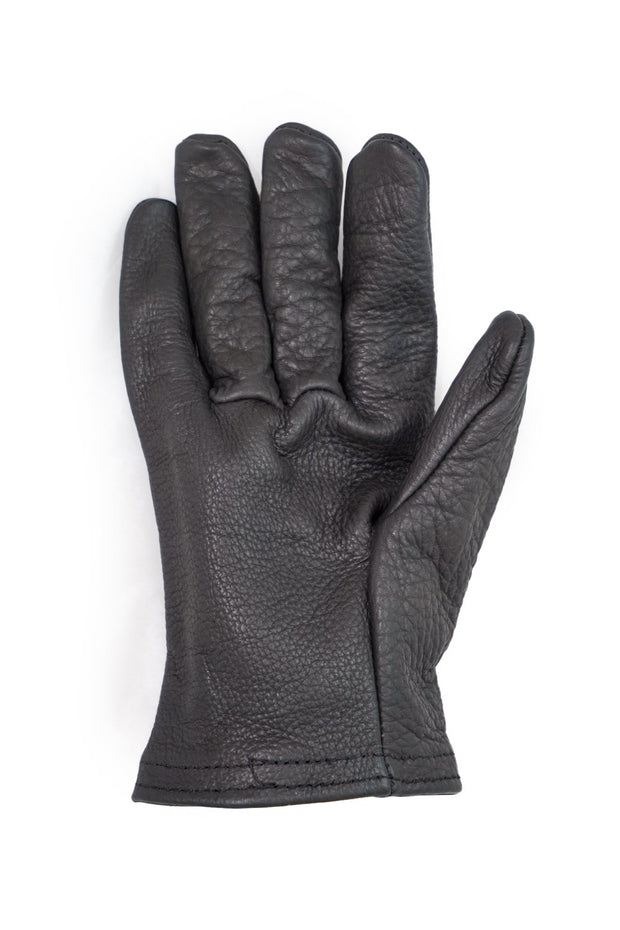 Grifter Company Black Scoundrel Motorcycle Gloves - Moto Est