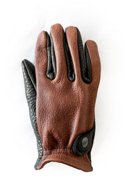 Grifter Gauchos Leather Motorcycle Gloves
