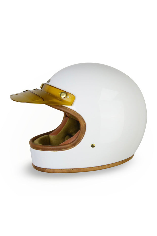 buy the retro Hedon motorcross helmet peak online at Moto Est. Melbourne Australia
