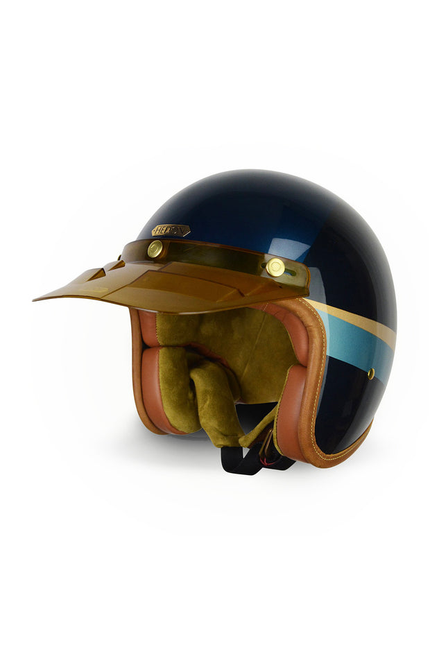 buy the retro Hedon motorcross helmet peak online at Moto Est.