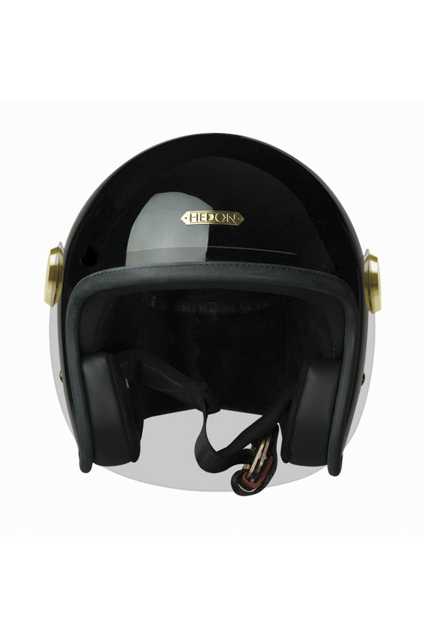 Hedon Workshop  Spades Epicurist Motorcycle Open Face Helmet