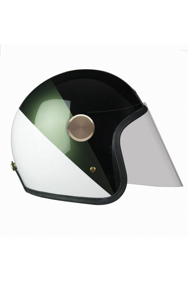 Hedon Workshop  Spades Epicurist Motorcycle Helmet Open Face