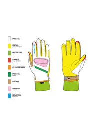 REV'IT! Hydra 2 H2O Women's Motorcycle Gloves melbourne Australia