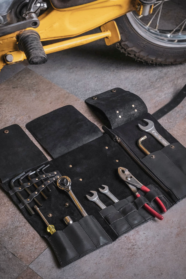 Buy tool roll online at Moto Est. Australia