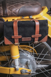 buy hand made leather tool roll for your motorcycle online at Moto Est.