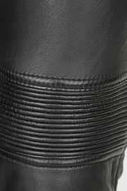 Buy the belle noir motorcycle pants black online at Moto Est. Australia 3