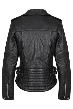 Gypsy Women's Leather Motorcycle Jacket