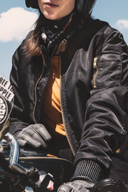 Buy the black arrow red label glory 2 0 womens motorcycle jacket online at Moto Est. Australia 4