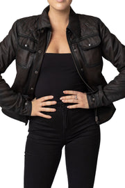 Buy the blackbird aspendale womens motorcycle jacket online at Moto Est. Australia 4