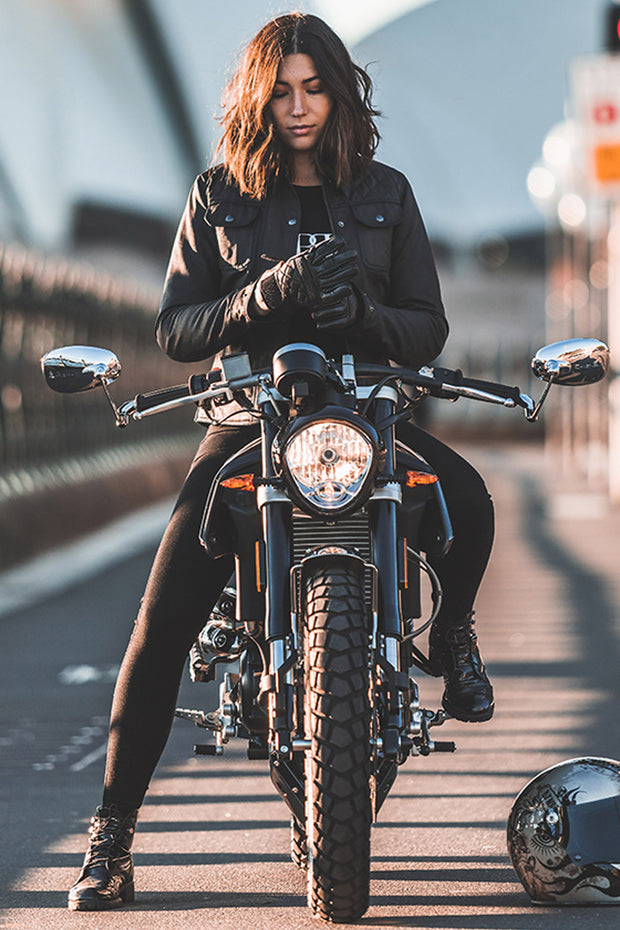 Buy the blackbird aspendale womens motorcycle jacket online at Moto Est. Australia 5