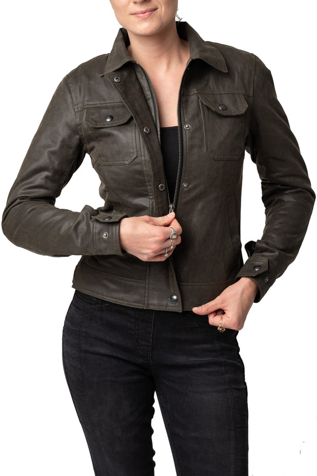 Buy the blackbird avalon womens motorcycle jacket online at Moto Est. Australia 4
