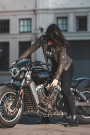 Buy the blackbird avalon womens motorcycle jacket online at Moto Est. Australia 6