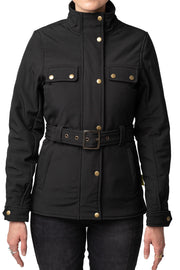 Blackbird Motorcycle Wear British Trench Women's Motorcycle Jacket online at Moto Est. Australia