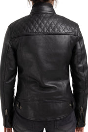 Blackbird Motorcycle Wear Women's Isla Leather Motorcycle Jacket at Moto Est.