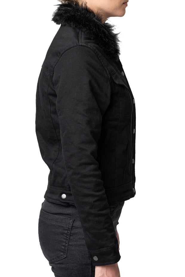 Buy the moscow denim jacket online at Moto Est. Australia 3