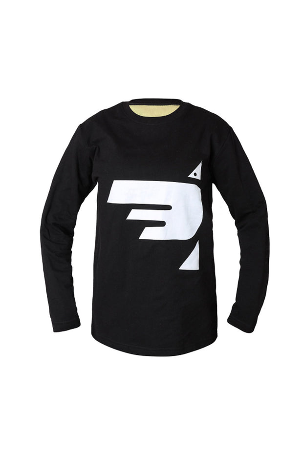Buy the protective liner tee black online at Moto Est. Australia 3