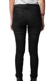 Buy the stretch skinny jeans black online at Moto Est. Australia
