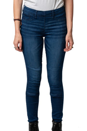 Blackbird Motorcycle Wear Stretch Skinny Women's Motorcycle Jeans in Blue online at Moto Est. Australia