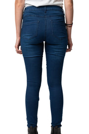 Buy the stretch skinny jeans blue online at Moto Est. Australia