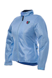 Buy the brezza jacket light blue online at Moto Est. Australia
