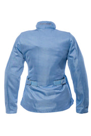 Buy the brezza jacket light blue online at Moto Est. Australia 3