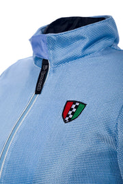 Buy the brezza jacket light blue online at Moto Est. Australia 4